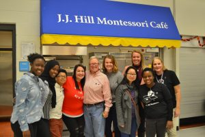 'Philando Feeds the Children' distributes first funds to J.J. Hill Elementary