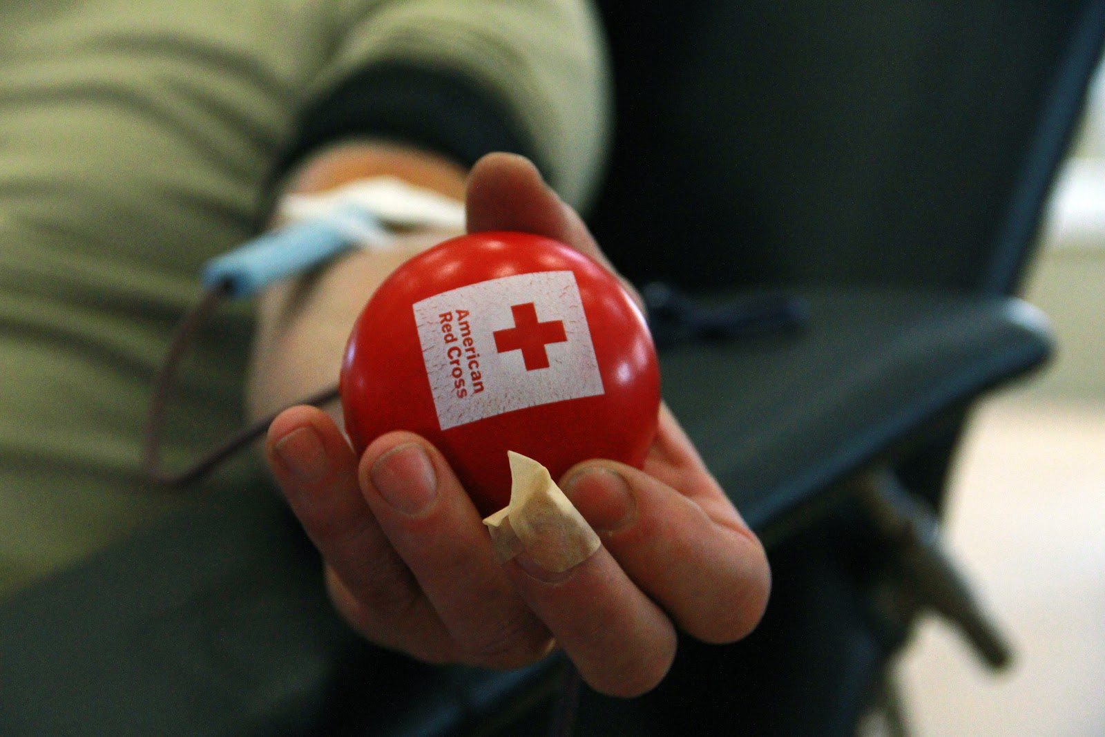 Metro State hosts Red Cross blood drive