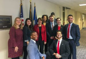 Taking a stand for students: Students United lobbies lawmakers in DC, St. Paul