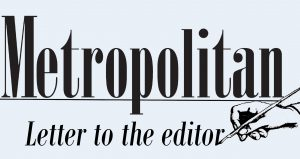 Letter to the editor: Let the third parties participate