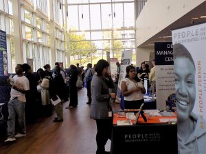 Metro State holds its largest job fair of the year
