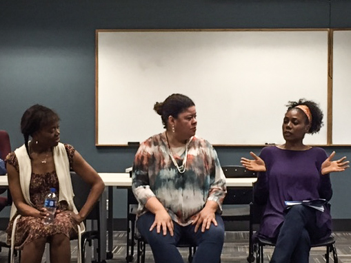 'On Stage' program brings live theater to college classrooms
