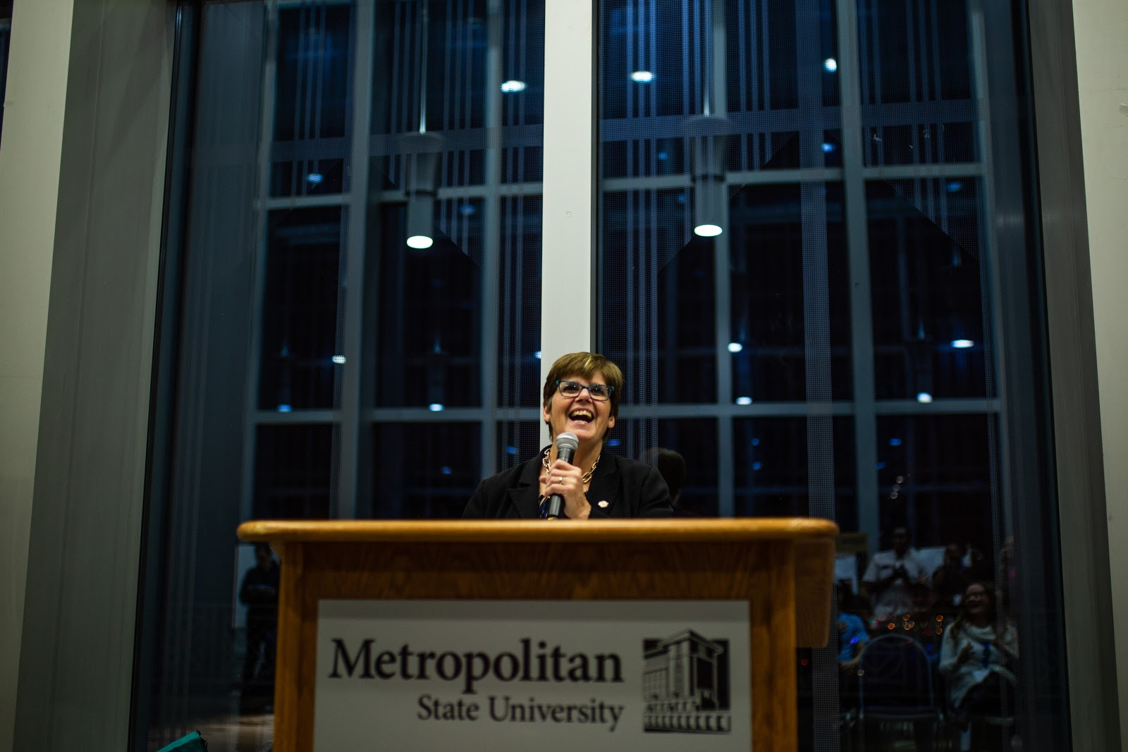 Q+A with President Arthur: This year's priorities, prospects for new arts center