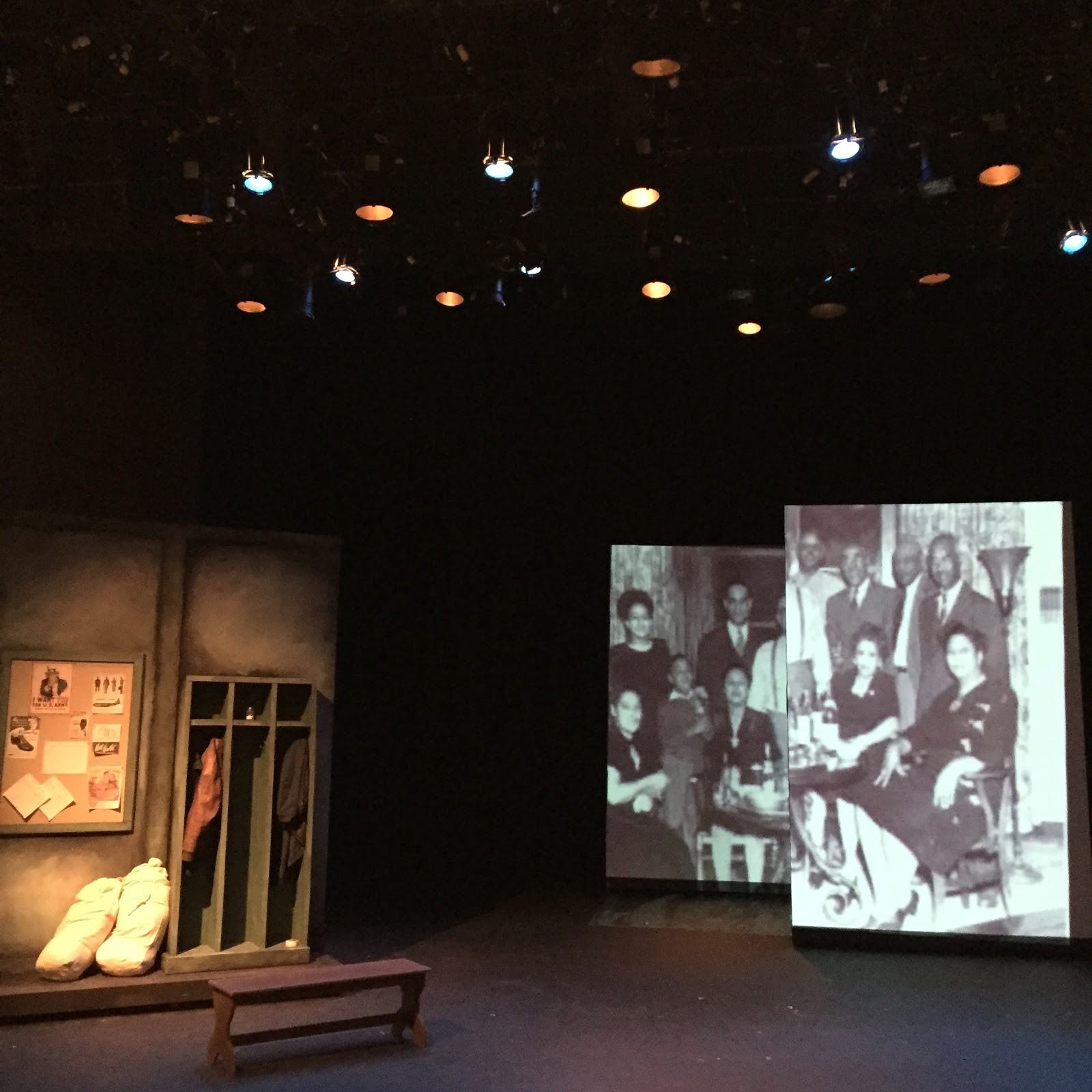 Theater department premieres play revealing racist housing policies of the past