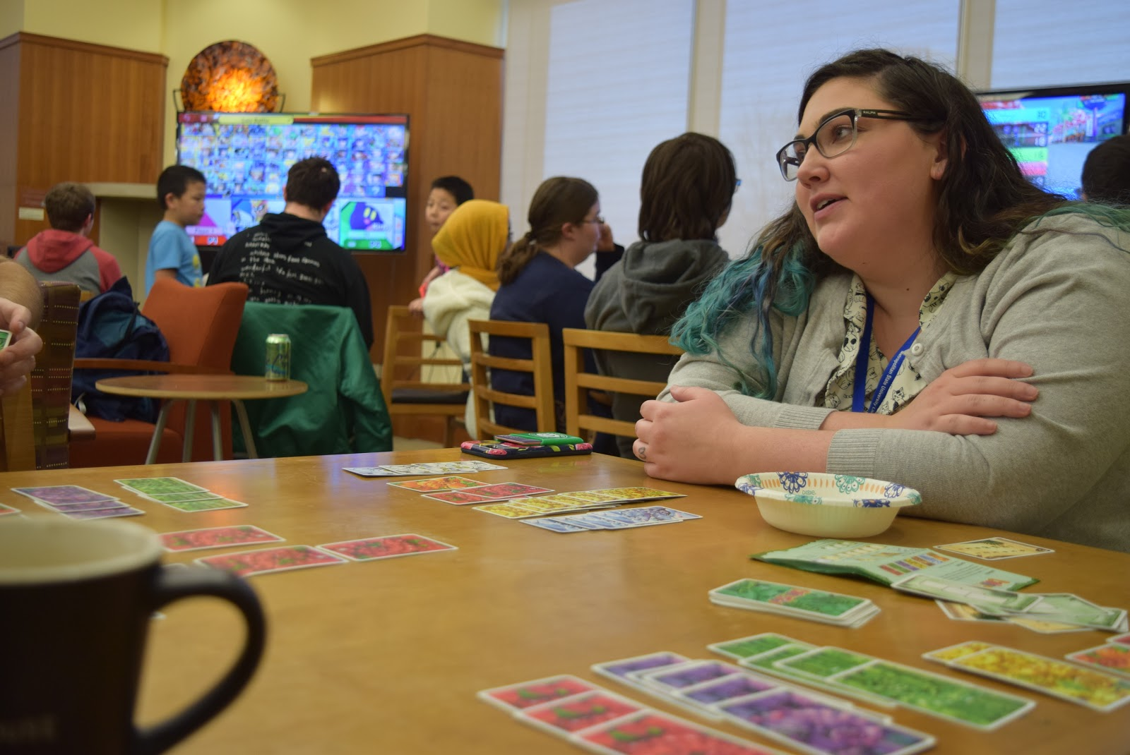 Library offers open invite to Game Night