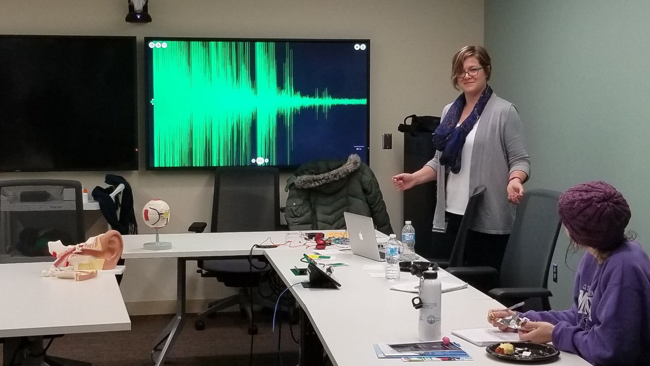 Brain Awareness Week fills heads with new knowledge
