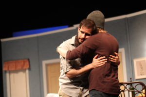 KISS: Metro State/MCTC production juxtaposes romance with the heartache of a nation