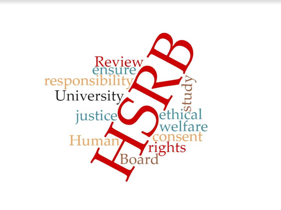 Human Subjects Review Board protects research participants