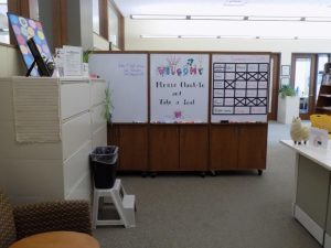 Beat back writer's block at the Writing Center