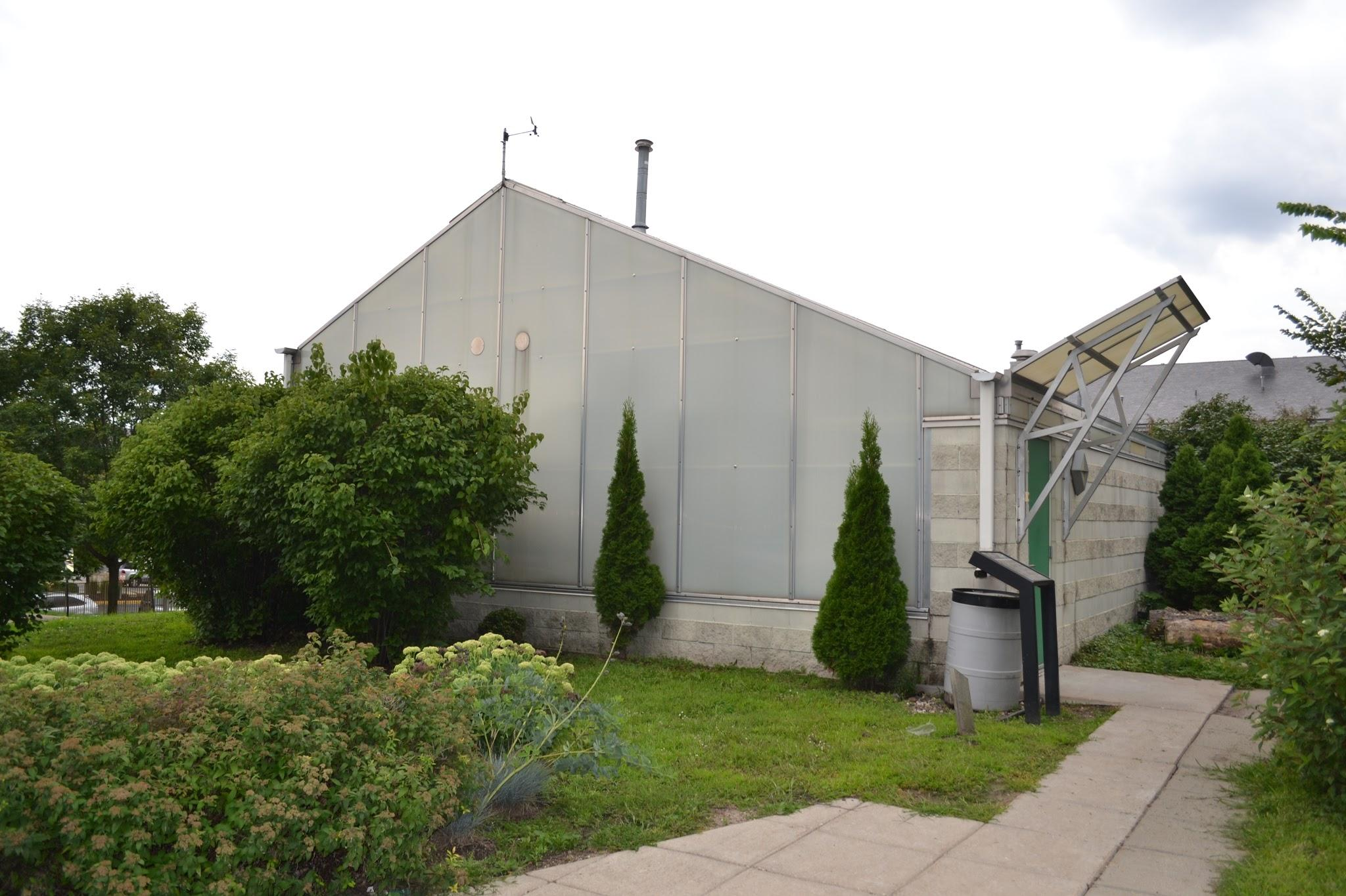Green light for campus greenhouse renovation