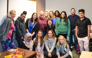 Psych class raises $63K to pay off St. Paul school children lunch debt