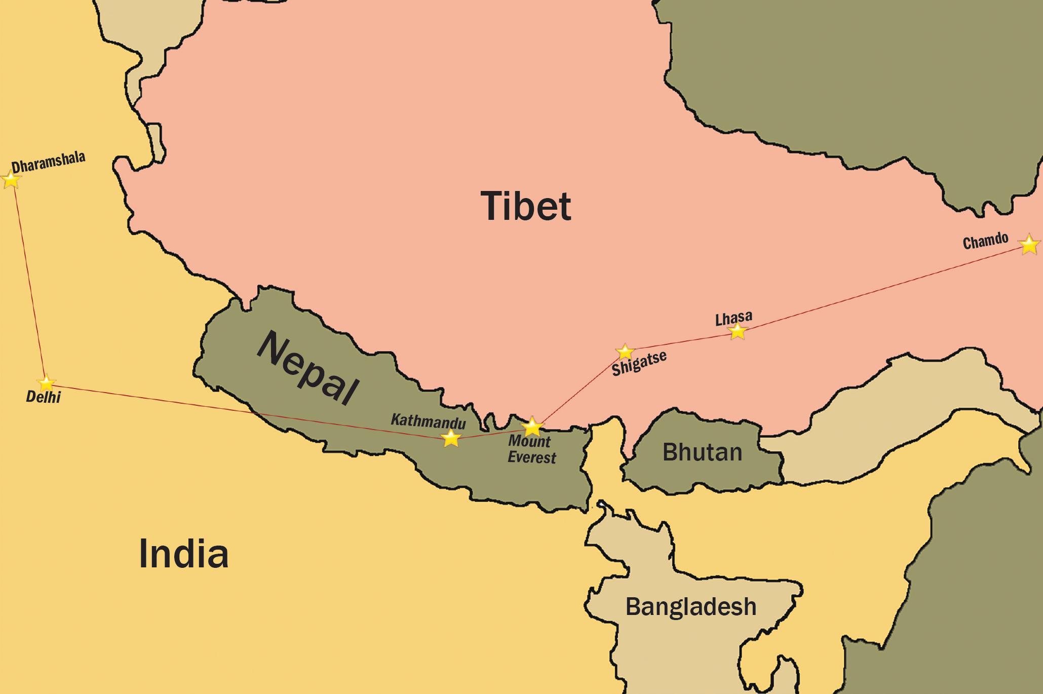 Two more years: Tibetan memoir in the making