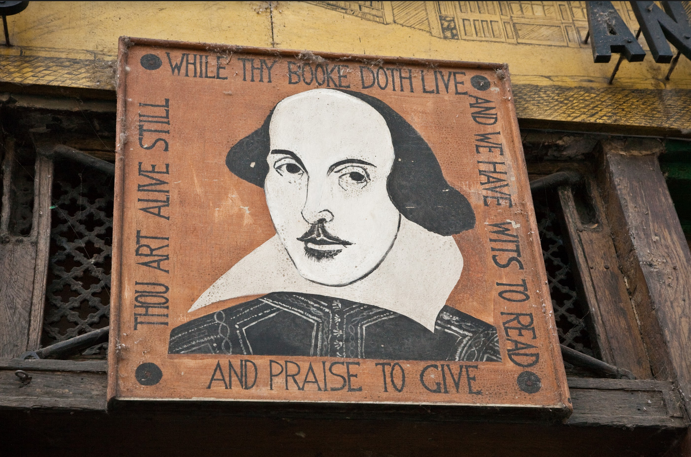 Commentary: Student says 'hear, hear' for Shakespeare