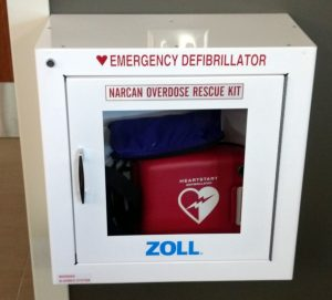 Opioid overdose rescue kits now on campus