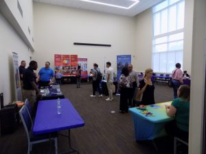 Casual career event aims to put Metro State students at ease
