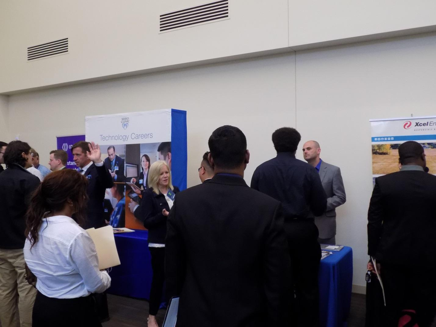 Metro State students spot cybersecurity careers in their futures