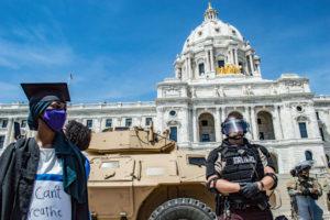 St. Paul Protest Photos